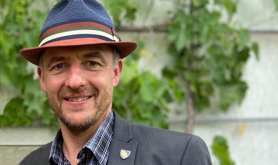 Peter Wyss als Gemeindeammann